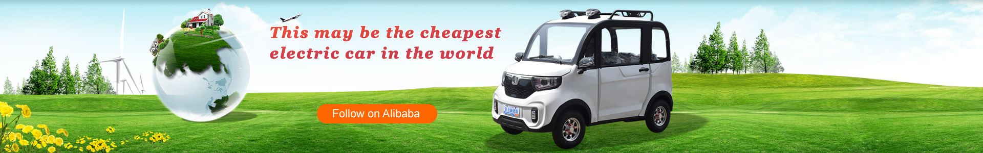 This may be the cheapest electric car in the world.